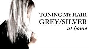 Silver Grey Hair Tutorial Wella Color Fresh 8 81 How To Get Silver Hair