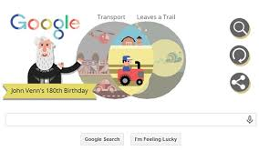 Birthday Venn Diagram Google Doodle Celebrates John Venns 180th Birthday Telegraph