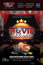 Movie Poster Free Template Flyer Movie Ohye Mcpgroup Co