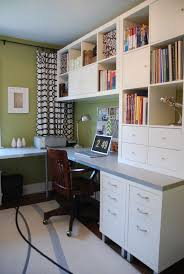 home office ikea expedit. Well Organized Chic   Home Office Inspiration Pinterest Organizing, Window And Designs Ikea Expedit M