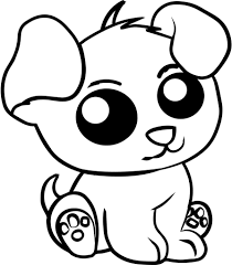 Small Picture Cute Baby Animal Coloring Pages Abc Pre K Activity Sheet At Cute