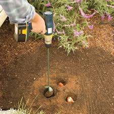 garden auger. 24 Garden Bulb Auger 24in RP-3 Action 1 A