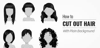 Hair Photoshop How To Cut Out Hair In Your Image Using Photoshop