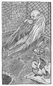 psychological criticism and a very old man enormous wings 3 what is the appeal of the work to the readers in relation to their own ability to work out hidden desires and fears