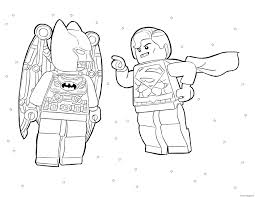 Ultimate Superman Printables Coloring Pages Ba 11651