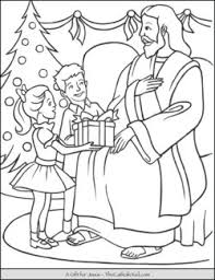 Free Printable Nativity Coloring Pages For Kids Best Swifteus