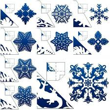 Christmas DIY Paper Snowflake Projects 2Dand3D to Beautify Your Ambiance  [Detailed Guide Templates]