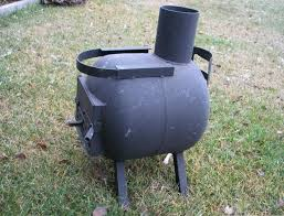 propane tank stove