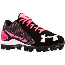 under armour youth. under armour youth leadoff low rm - girls\u0026#39; black/pink under armour e