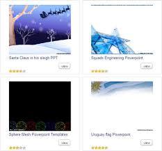 Presentation Design Templates