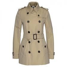 burberry burberry london kensington short double t trench coat honey beige women burberry bags