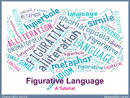 Figurative Language A Tutorial During This Presentation