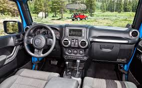 2012 Jeep Wrangler - First Drive - Truck Trend