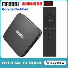 <b>Mecool KM9 Pro Classic</b> Google Gecertificeerd Amlogic S905X2 ...