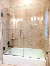 delta curved tub screen and glass curved bathtub doors showers bath door medium size reviews sliding
