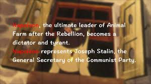 animal farm and the russian revolution