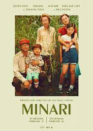 Minari - PosterSpy in 2021 | Movie nerd, Music poster ideas, Movie posters