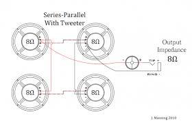 tweeter wiring diagram