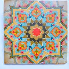 Decorative Tile Coasters Travertine Coasters Stone Coasters Decorative tile 34