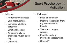 Sport Psychology 40Topic 40 Goal Setting Sport Psychology 40 Best Sports Success Motivations