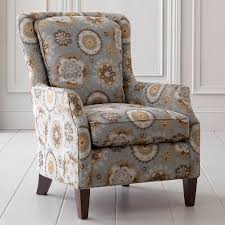 Upholstered Living Room Chairs Furniture Slipper Chair With Arms Upholstered Living Room