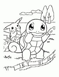 Free Pokemon Pikachu Coloring Pages For Kids Pokemon Coloring