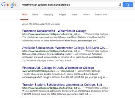 guaranteed scholarships based on sat act scores step 1 search for ldquo college university merit scholarships rdquo