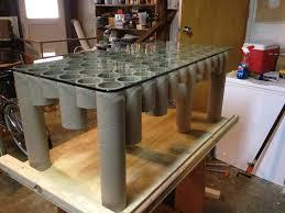 cardboard tube coffee table \u2026 | Pinteres\u2026