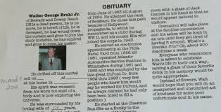 Funeralone Blog » Blog Archive 9 Of The Most Incredible Obituaries ...