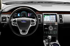 2018 Ford Flex Standard and Available Safety Features