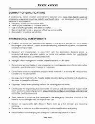 Executive Assistant Resume Example Executive Assistant Resume Examples Luxury 100 New C Level 86