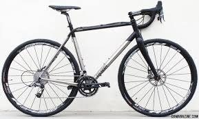 full review foundry titanium overland cyclocross bike