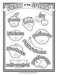 Small Picture Image detail for Fruit of the spirit coloring pages Constellation