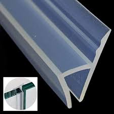 glass door seal strip with high