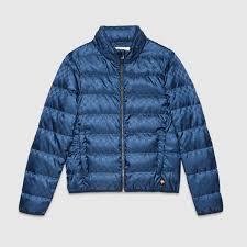 406331z42184275.jpg & Gucci GG jacquard quilted nylon jacket Adamdwight.com
