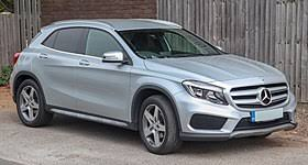 Find out what these beauties offer! Mercedes Benz Gla Class Wikipedia