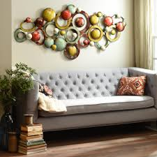 Metal Wall Decorations For Living Room Aurora Sky Metal Wall Art Colors Products And Art