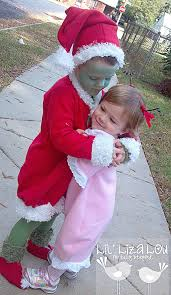 the grinch baby costume. Plain Baby Little Manu0027s Alternate Ending The Grinch And Cindy Lou Whoo  To Baby Costume