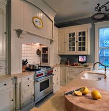 Farm Kitchen Nantucket Style Furniture Kitchen Traditional With Backsplash