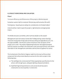 6 School Building Construction Project Proposal Management Fee ...