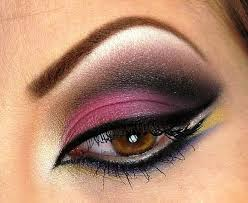 arabic eye makeup with tutorial