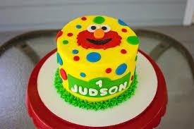 Sesame Street Elmo Smash Cake Baby Stuff In 2019 Sesame Street