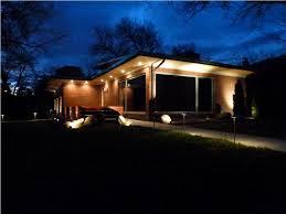 exterior soffit lighting led
