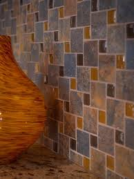 Slate Kitchen Backsplash Arts And Crafts Kitchen Tile Backsplash Cliff Kitchen
