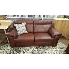 natuzzi editions b757 large leather sofa