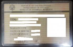 ph tin Digitized Get Taxpayer Id ~ To Ifranchise Number Identification A How