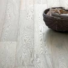 hygena soft white engineered wood flooring