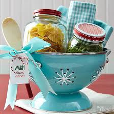 diy worry free weeknight dinner gift basket idea via bhg do it yourself gift baskets