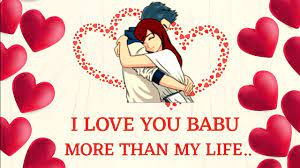 I Love You Babu Image / A collection of ...