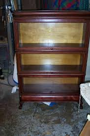 stackable bookcase antique bookcase restoration antique stacking bookcase with glass doors